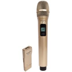 Doppler - USB-100 Doppler USB 100 Uhf Değişebilen Frekanslı USB i̇le Çalışan Mikrofon
