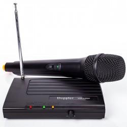 Doppler - VH-100H Tek El Telsiz Mikrofon VHF