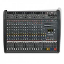 Dynacord - PowerMate 2200-3 22 Kanal 2 x 1000 Watt Anfili Mikser