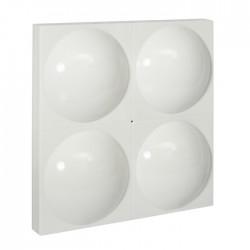 Eclips - BUBBLE W 3in1 DMX Otomatik Ayna Efektli Beyaz Işık