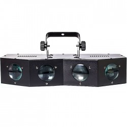 Eclips - CROSSLED 3x15 Watt DMX Otomatik Led Işık