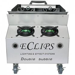 Eclips - DOUBLE BUBBLE İkili Çark Uzaktan Kumandalı Balon Makinası