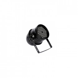 Eclips - Party Par 36 Siyah Kasa 3x36W Led Par