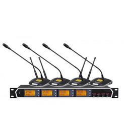 Electro Dynamic - Dy-4000D Kablosuz Kürsü Mikrofon Seti