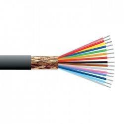 Emek - 16 Kanal Multicor Kablo 16x2x0,22mm 4 Kanal