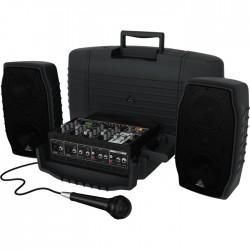 Behringer - Europort PPA200 Taşınabilir Ses Sistemi