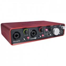 Focusrite - Scarlett 2i4 Mikrofon Preamplifikatörü