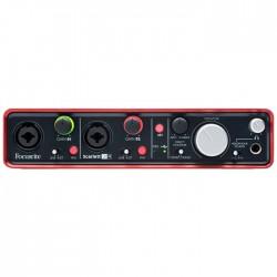 Scarlett 2i4 Mikrofon Preamplifikatörü - Thumbnail