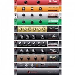Focusrite - Guitar Fx Suite Gitar efektlerinden oluşan yazılım paketi