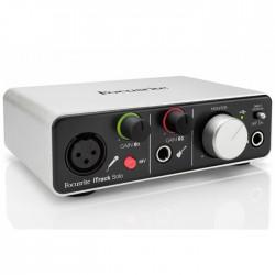 Focusrite - iTrack Solo Enstruman ve Mikrofon Preamplı Ses Kartı