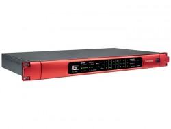 Focusrite - RedNet D16 AES Dante Ses Ağı için 16 kanal AES 3 I/O