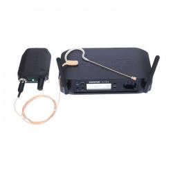 Shure - GLXD14E/MX53 Headset Tipi Telsiz Mikrofon Seti