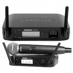 Shure - GLXD24E/SM86 Telsiz El Mikrofonu