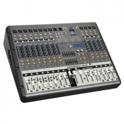Fomix - GTP 1222FX Power Mikser