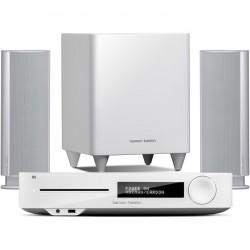 Harman Kardon - BDS 477 Bluetoothlu 3D Blu Ray Disc Sistemi + Ses Sistemi