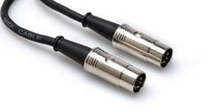 HOSA - HOSA 5-pin DIN (M) <-> 5-pin DIN (M) PRO MIDI kablosu, 4.5 metre.