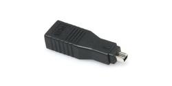 HOSA - FireWire 400 adaptör, 6-pin 4-pin GFW-517