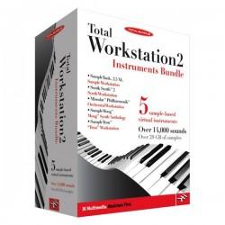 IK Multimedia - Total Workstation 2 Bundle