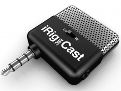 IK Multimedia - iRig Mic Cast