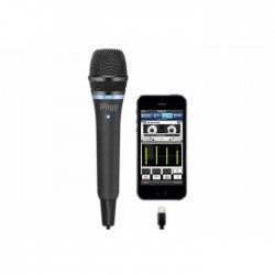 IK Multimedia - iRig Mic HD iPhone, iPod, iPad & MAC Vokal Mikrofonu