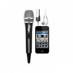 IK Multimedia - iRig Mic Vokal Mikrofonu (Akıllı Telefonlar için)