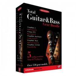 IK Multimedia - Total Guitar & Bass Bundle