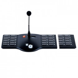 Inter-M - SR 100 Mikrofon İstasyonu ( Mic Station Keypad)