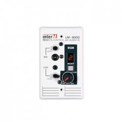 Inter-M - LM 8000 Audio Matrix Remote Audio Input Module