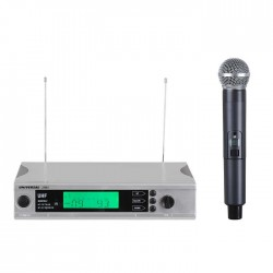 Intro-X - J - 88 Kablosuz Masa Mikrofonu Vhf