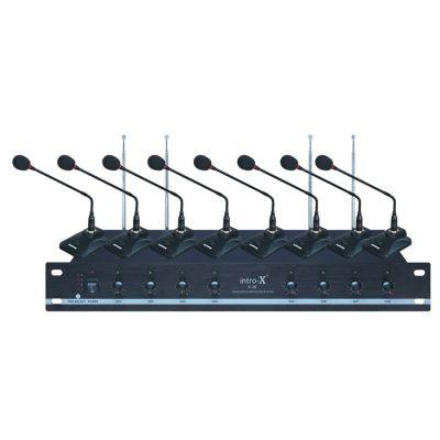 X 36 INTRO-X 8 Masa VHF Telsiz Seti