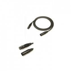 Kirlin - MP-470-1M Mikrofon Kablosu 1 Metre