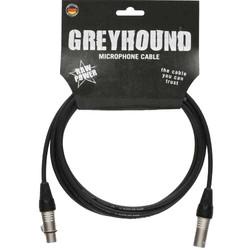 Klotz - Klotz Greyhound Mikrofon Kablosu (5 m)
