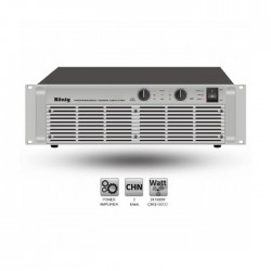 König - A-4000/S İki Kanal Power Amplifier
