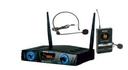 König - K-311 Telsiz Kablosuz Yaka Mikrofonu
