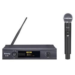 König - K-401 Kablosuz EL Mikrofon
