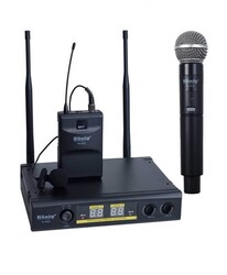 König - K-402 El ve Yaka Telsiz Mikrofonu