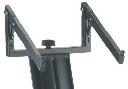 Konig Meyer - K&M Laptop taşıyıcı (18868-000-55) Spider Pro için Laptop taşyıcı (Siyah)