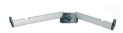 Konig Meyer - K&M Spider Pro için ek taşıma kolu (18866-000-30) Spider Pro için eğimli ek taşıma kolu (Gümüş)