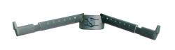 Konig Meyer - K&M Spider Pro için ek taşıma kolu (18866-000-35) Spider Pro için eğimli ek taşıma kolu (Siyah)