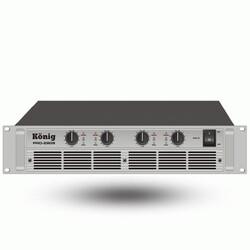 König - PRO-2808 Power Amfi