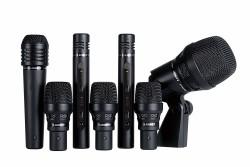 Lewitt - DTP Beat Pro Kit 7 Parça Davul Mikrofon Seti