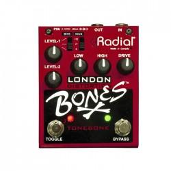 Radial Engineering - London Dual Distorsiyon Pedalı