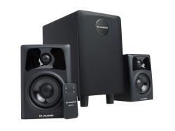 M-Audio - M-AUDIO AV-32.1 2+1 Profesyonel Ses Sistemi