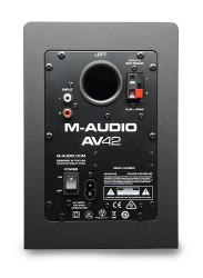 AV-42 Referans Monitör 40 Watt Masaüstü Referans Monitör - Thumbnail