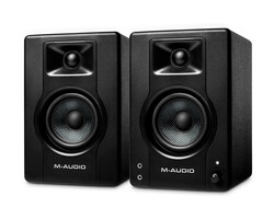 M-Audio - M-AUDIO BX3 Monitör Sistemi (ÇİFT)