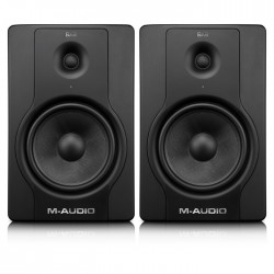 M-Audio - BX8 D2 130 Watt Çift Referans Monitörü