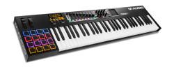 M-Audio - CODE 61 Black 61 tuş X/Y TouchPad, MIDI controller keyboard - Yeni Nesil Siyah