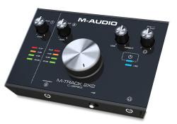 M-Audio - M-AUDIO M-Track 2x2 Enstrüman Girişli Ses Kartı