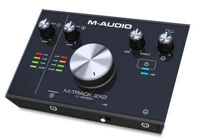 M-AUDIO M-Track 2x2 Enstrüman Girişli Ses Kartı