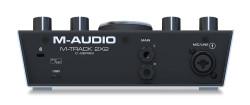 M-AUDIO M-Track 2x2 Enstrüman Girişli Ses Kartı - Thumbnail